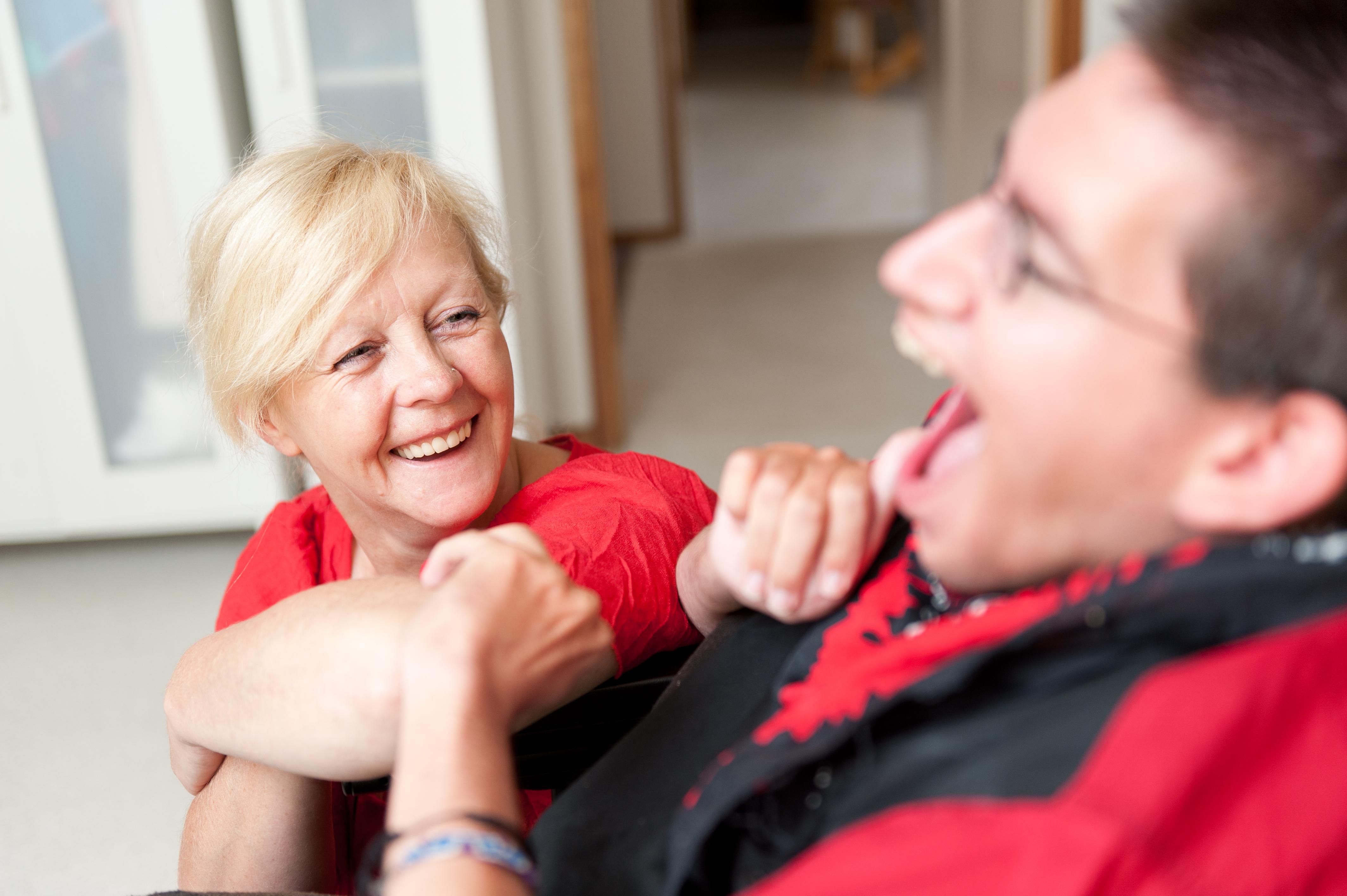 Lees meer over Participatie van volwassenen met visuele en (zeer) ernstige verstandelijke beperkingen